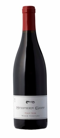 2016 Weber Vineyard Pinot Noir